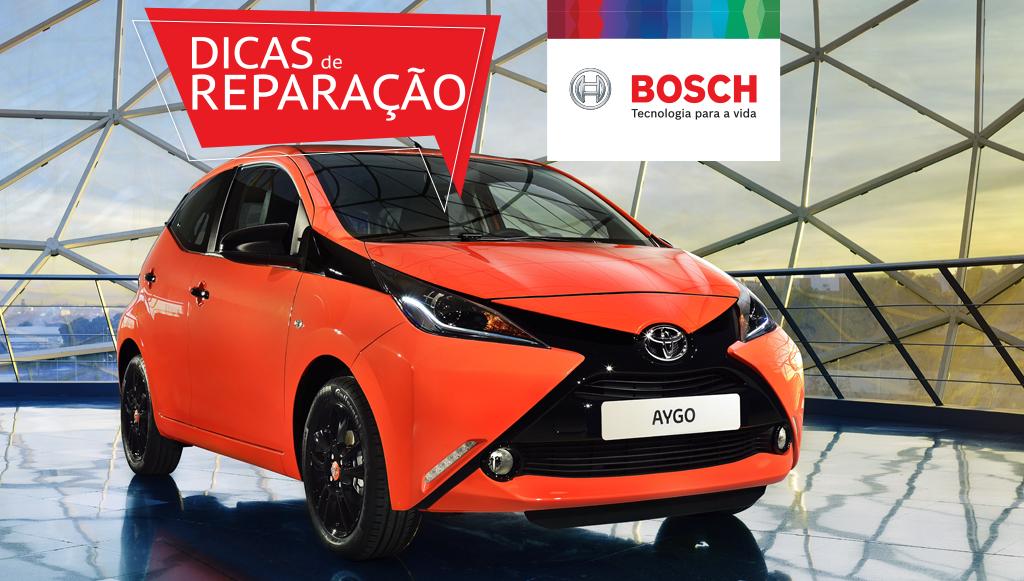 Toyota Aygo 1.0  – 2014 em diante