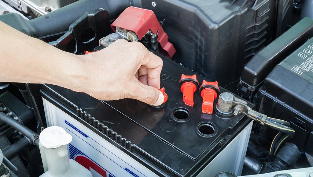 Baterias auto: à procura da carga máxima